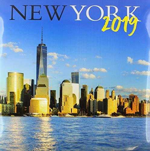 Grupo Erik Editores Calendario 2019-12 Láminas 30X30Cm New York