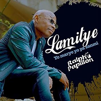 Lamitye (Yo marye yo pa zanmi)
