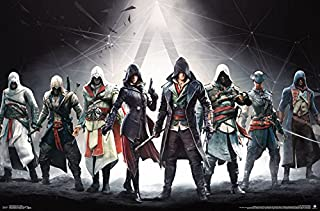 Trends International Assassin's Creed Banner Wall Poster 22.375