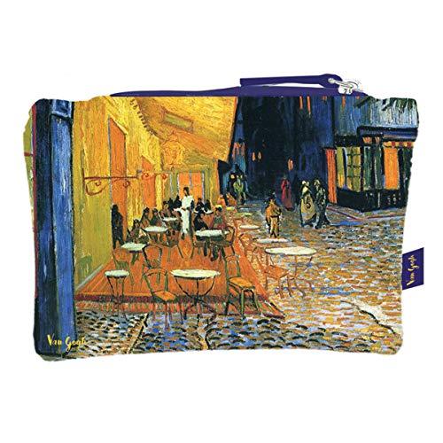 VAOFO Van Gogh 523431 Borsa, Modello Terrazza del caffè la Sera