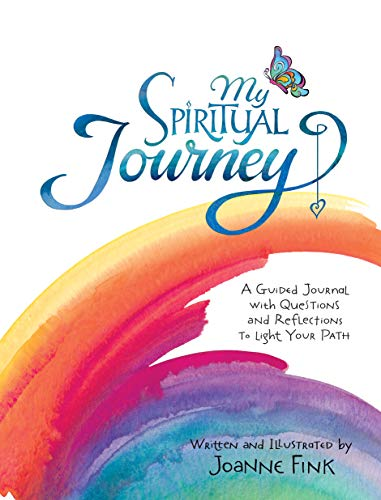 My Spiritual Journey: A Guided Journal with Questions and Reflections to Light Your Path (Quiet Fox Designs) Inspiring Prompts & Encouragement to Ground Yourself in Gratitude and Stretch Your Soul