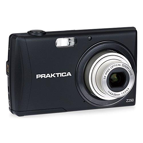PRAKTICA Luxmedia Z250 Kamera Black 20MP 5xZoom 64MB speicher