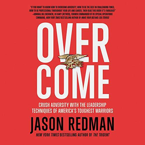 Overcome Audiobook By Jason Redman cover art