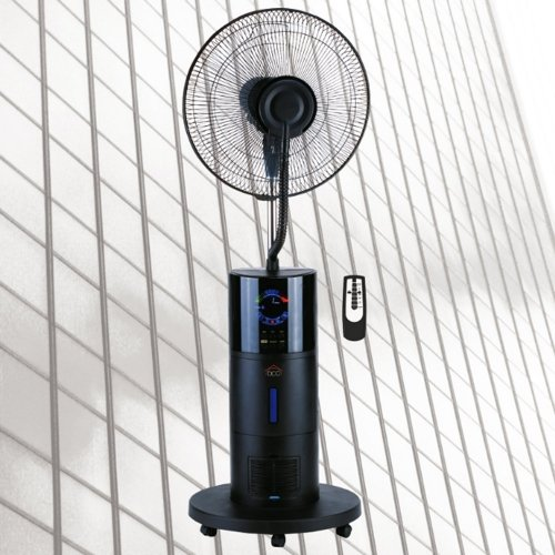 Ventilatore unidificatore pala 40cm DCG Eltronic VE1300 T
