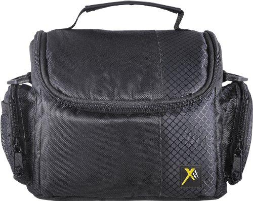 Xit XTCC2 Medium Digital Camera/Video Case (Black)