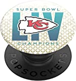 PopSockets: PopGrip with Swappable Top for Phones & Tablets - Super Bowl Chiefs Gold