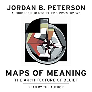 Maps of Meaning                   Written by:                                                                                                                                 Jordan B. Peterson                               Narrated by:                                                                                                                                 Jordan B. Peterson                      Length: 30 hrs and 52 mins     199 ratings     Overall 4.6