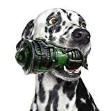 FifthQuarter Squeaky Dog Toys: Almost Indestructible Dog Toys for Aggressive Chewers Natural Rubber...