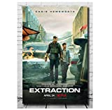 MGSHN Extraktionsfilm 2020 Chris Hemsworth Cover Art Poster