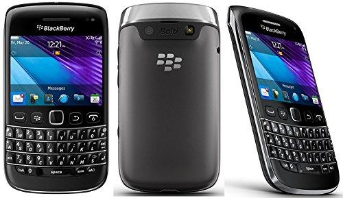 BlackBerry Bold 9790 Smartphone sbloccato QWERTY, schermo da 2,45', 480 x 360, fotocamera da 5 MP, 8 GB, processore da 1 GHz, 768 MB di RAM, S.O. BlackBerry 7.0, nero