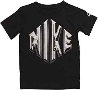 Nike Little Boy's Energy Diamond Short Sleeve Crew Neck Cotton T-Shirt