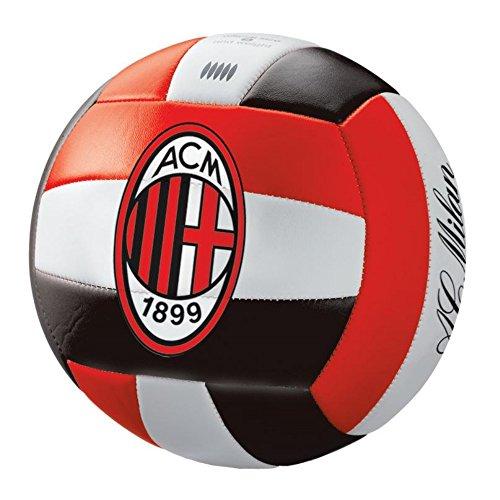 Mondo 13277 – Ballon de Volley Plage (Taille 5), Conception du AC Milan
