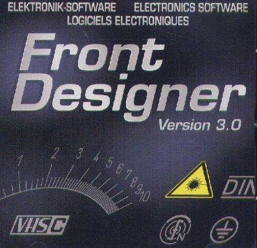 FrontDesigner 3.0 - Frontplatten-Designs