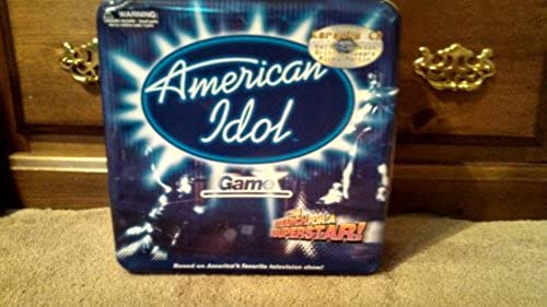grandes ahorros American Idol Game; the Search for a Superstar with with with Karaoke CD by FREMANTLE MEDIA NORTH AMERICAN &19TV  60% de descuento