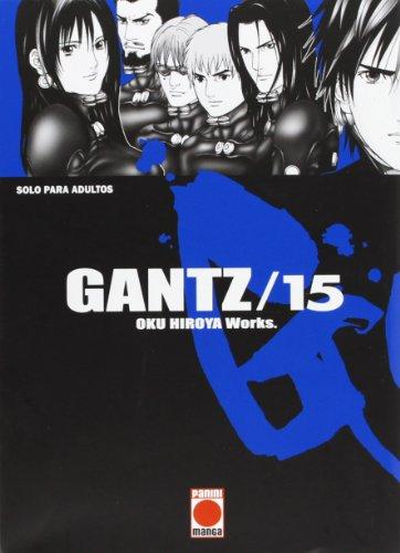 Gantz nº 15 (comic)