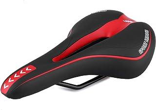 ibride YJZQ confortevole ventilata bici da strada per mountain bike Sella professionale per mountain bike
