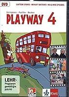 Playway 4. Ab Klasse 3. DVD Einzellizenz Klasse 4
