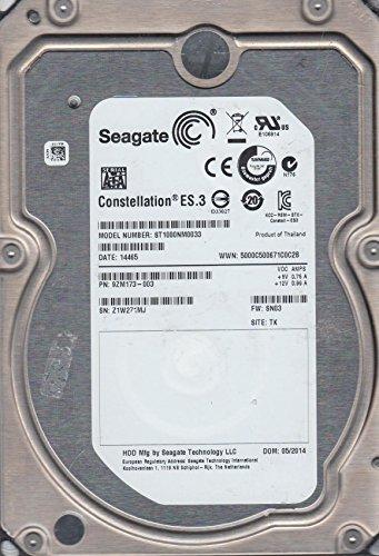 ST1000NM0033, Z1W, TK, PN 9ZM173-003, FW SN03, Seagate 1TB SATA 3.5 Festplatte