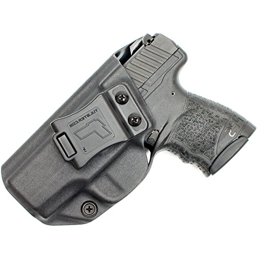 Tulster IWB Profile Holster in Left Hand fits: Walther PPS M2 9mm/.40