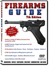 Firearm Guide 7th Edition on DVD-Rom for Windows PC - With 6,300 blueprints & schematics