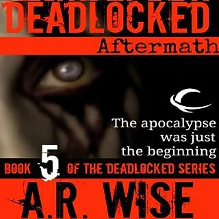 Deadlocked 5 audiobook cover art