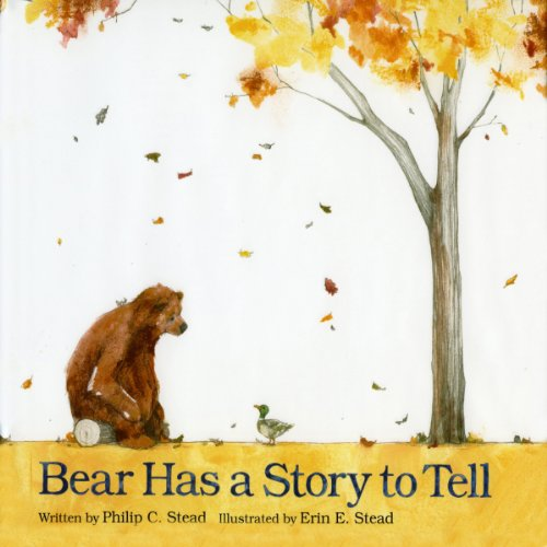 Bear Has a Story to Tell audiobook cover art