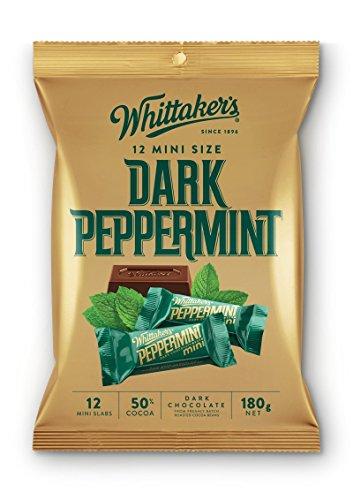 Whittaker's(ウィッタカー)『Mini Slabs Dark Peppermint』