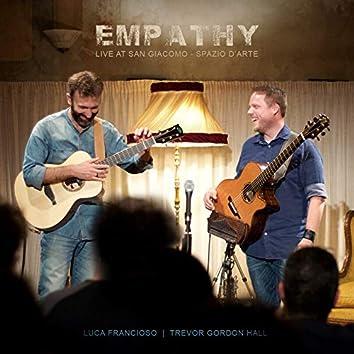 Empathy (Live at San Giacomo - Spazio d'Arte)
