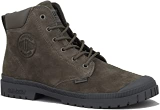 Palladium - Bottines - Suede - Masculin - Marron - Masculin - T.43