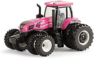 ERTL 1:64 New Holland T8.410 Pink Tractor