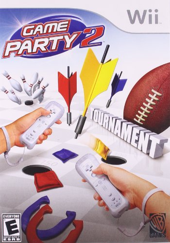 Game Party 2 - Nintendo Wii by Warner Bros