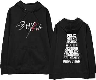 Kpop Stray Kids Hoodie Sweater Bangchan Felix Hyunjin Jeongin Minho Jisung Woojin Changbin Seungmin Sweatshirt Jacket Pullover