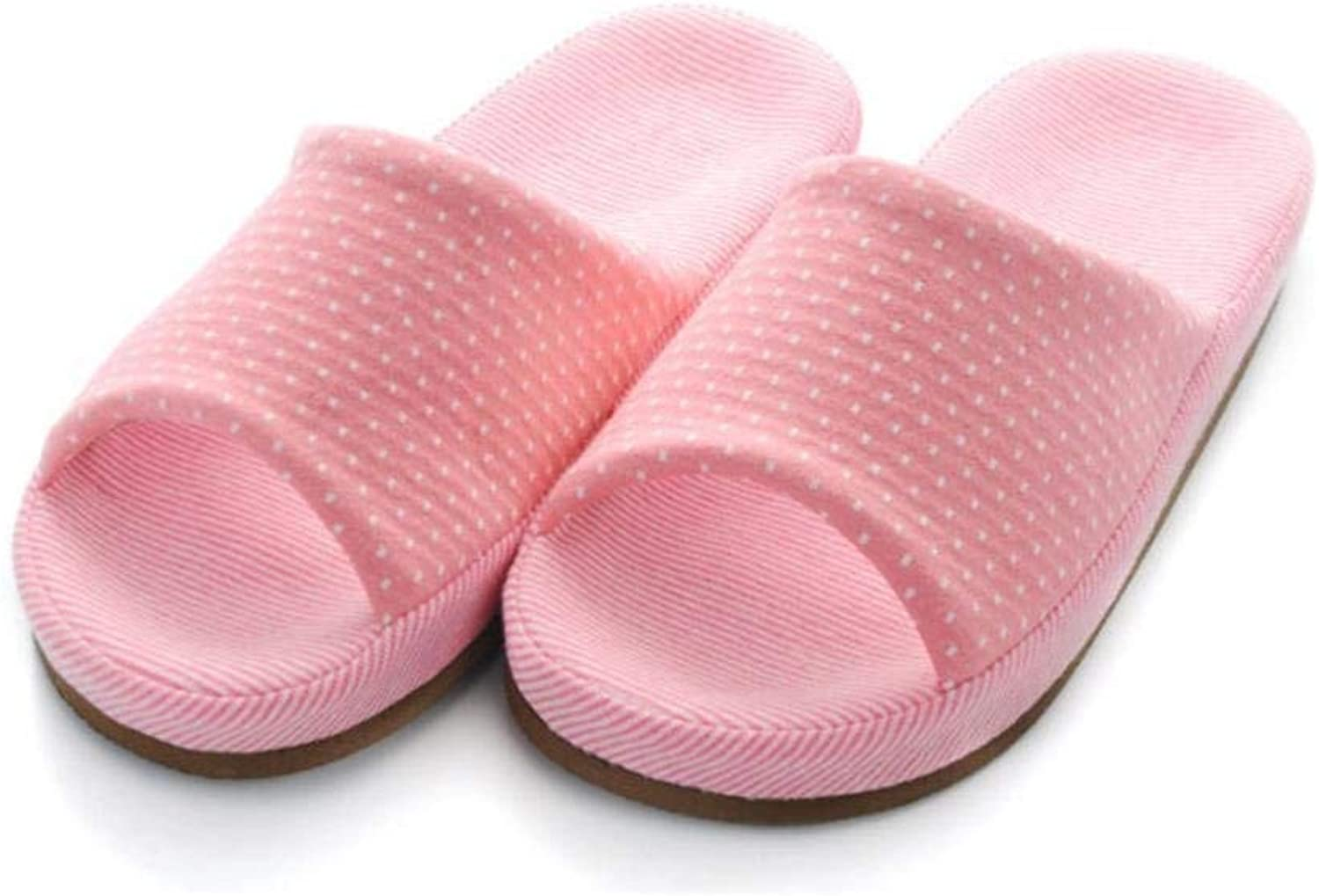 Lady Slippers Women Four Seasons Home shoes Slippers Ladies Soft Indoor and Leisure Home Girl Slippers Pink for Women
