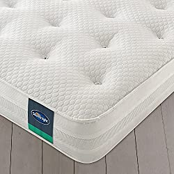 FOR THE PLANET SAVERS : Foam and chemical treatment free ECO COMFORT FIBRES : Sustainable and breathable for a refreshing sleep night's sleep that doesn't cost the earth TAILORED SUPPORT : The Mirapocket layer uses 1400 pocket springs to individually...