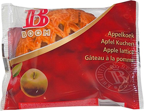 Boom Apfelkuchen, 24er Pack (24 x 100 g)