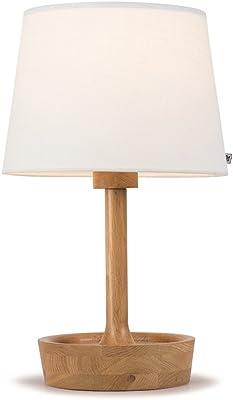 AJZGF Lámpara de Mesa Decorativa Lámpara de Escritorio Vintage ...