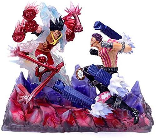 Anime Charakter Modell Spielzeug One Piece King gk Stra Fliegen Dekoration PVC Statue Souvenir Sammlung Handwerk Geschenk