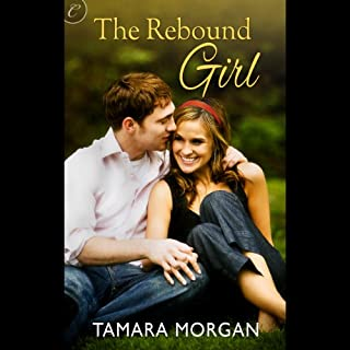 The Rebound Girl audiobook cover art