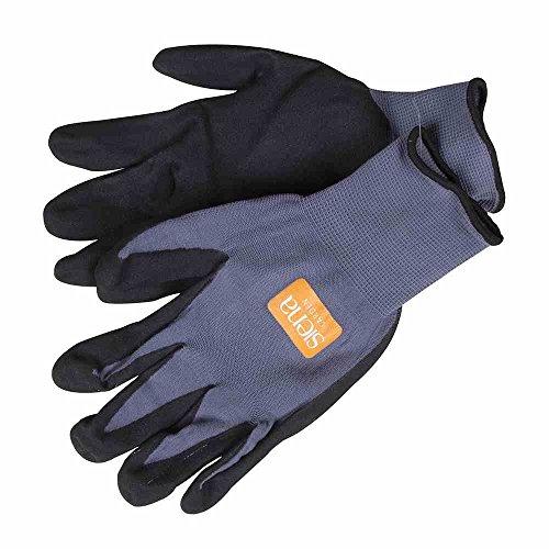 Siena Garden 351878 Handschuh PowerGrip M8 Nylon/Micronitrilschaum