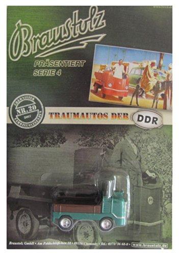 Braustolz Nr. - Dieselameise - DDR Pkw