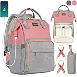 Best Baby Diaper Bags - Cosyland Diaper Bag Backpack for Mom Travel Backpack Review