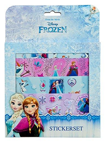 Undercover FRSW0032 - stickerset, Disney Frozen