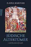 Jüdische Altertümer: Vollständige Ausgabe (Judaika) - Michael Tilly