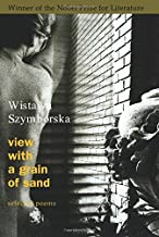 Best view with a grain of sand selected poems Reviews
