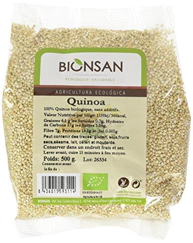 Bionsan - Quinoa Biologique en grains,...