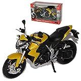 Unbekannt Hon-da CB1000R Gelb Gold Ab 2008 1/12 Automaxx Modell Motorrad mit individiuellem...