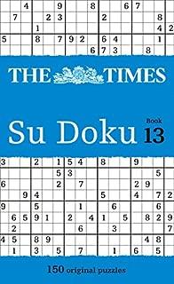 The Times Su Doku Book 13