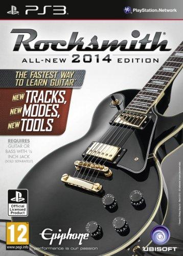 Rocksmith 2014 Edition - Includes Real Tone Cable [Importación Inglesa]
