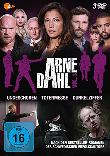 Arne Dahl - Vol. 3 [3 DVDs]