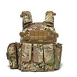 Ventilador del Ejército Chaleco Táctico Chaleco Resistente A Las Puñaladas Pistola De Aire Chaleco Táctico Chaleco Táctico Chaleco Táctico Militar Al Aire Libre
